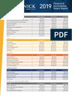F&A Salary Report 2018 Lannick
