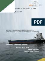 Informe General de Condición Magdelene