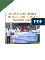 rapport BP AN2