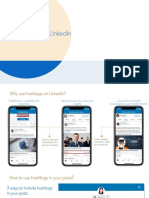 LinkedIn Hashtag Best Practices Guide