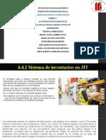 Sistema JIT_ Equipo 4