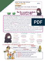2nd Worksheet for 5th- NIURKA