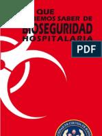 Lo que debemos saber de bioseguridad hospitalaria