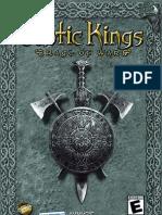 Celtic Kings - Manual - PC