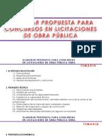 LICITACIONES DE OBRA PUBLICA Queretaro ago2019