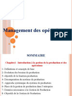 1-Présentation PMO et modes de productions ESC