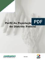 3 Perfil Da População Idosa Do Distrito Federal