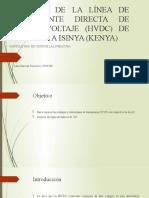 DISEÑO DE LA LÍNEA DE CORRIENTE DIRECTA DE.pptx