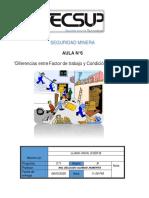 Factor de trabajo y Condición subestandar -EVER LLASA.pdf