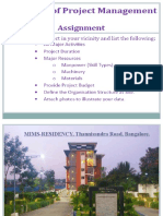 Assignment - Overview of Project (About project).pptx