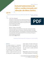 Análise Estrutural Todoroviana Do Tecido Narrativo (...)