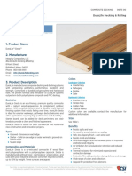 Siesta-Profile-Product-Specification