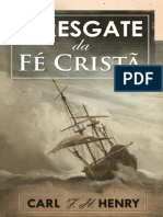 O Resgate da Fé Cristã