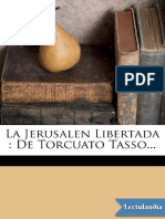 La Jerusalen libertada - Torcuato Tasso
