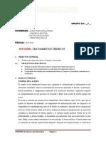 INFORME  DE Ciencia de materiales 2