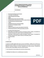 GUIA INPECCION EXCAVADORA COMPONENTES