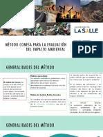 Método CONESA para la evaluación de impacto.pdf