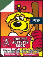 Orbits Activity Book Vol 1