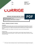 UJP2-CORRIGE-SEM 1-TECHNO 1-2019-2020
