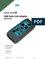 USBDLA User Guide V1.0