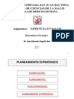 5. Plan estartegico