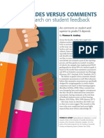(2019) Thomas Guskey Grades versus comments Research on student feedback.pdf