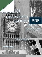 Companion to teaching English online TB