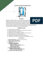 FME18 Especificaciones