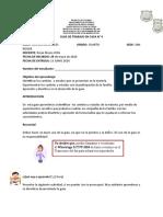 GUIA DE APRENDIZAJE CIENCIAS NATURALES 4°
