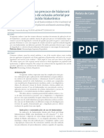Oclusao Vascular e Acido Hialuronico