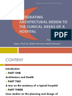 Integrating Architectural Design To the Clinical Areas of the Hospital.pdf