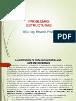 Ponencia - Problemas Estructurales - Ricardo Proaño