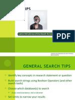 Key Concepts, Boolean Operators & Website Evaluation