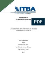 PFII - Logística del Efectivo en los Bancos - Pablo Lage