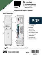 Vostro-230 Setup Guide Pt-br