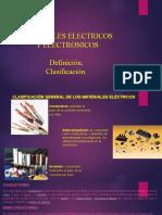F-Materiales electricos y electronicos