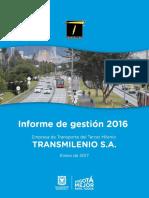 Informe_de_gestión_de_la_Gerencia_General_de_TRANSMILENIO_SA_2016
