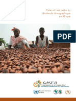 Issues Paper - Creating and Capitalizing on the Demographic Dividend for Africa_Fr