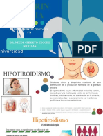 13.HIPOTIROIDISMO. ESPIRITU VANESSA