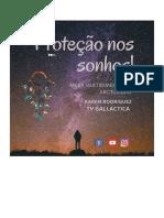 PROTEÇÃO NOTURNA DOS SONHOS