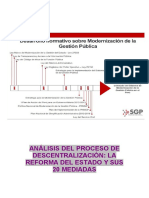 Analisis Del Proceso Decentralizado
