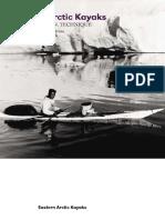 Eastern Arctic Kayaks_ History, Design, Technique.pdf