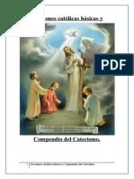 Oraciones católicas básicas y Compendio del Catecismo
