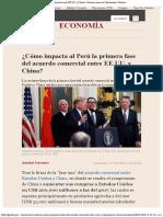 ¿Cómo impacta al Perú la primera fase del acuerdo comercial entre EEUU y China.pdf