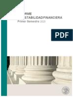 Informe de Estabilidad Financiera Primer Semestre 2020 BCentral.pdf