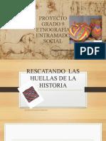 MUESTRA PEDAGÓGICA PROYECTO DE AULA POR PATRICIAH