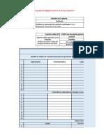 Formato requisitos radio V6