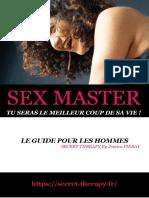 GUIDE GRATUIT SEX-MASTER