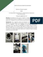 Informe de laboratorio CCTV