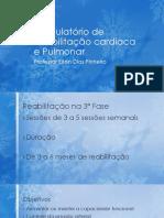 Ambulatório de Reabilitação cardíaca